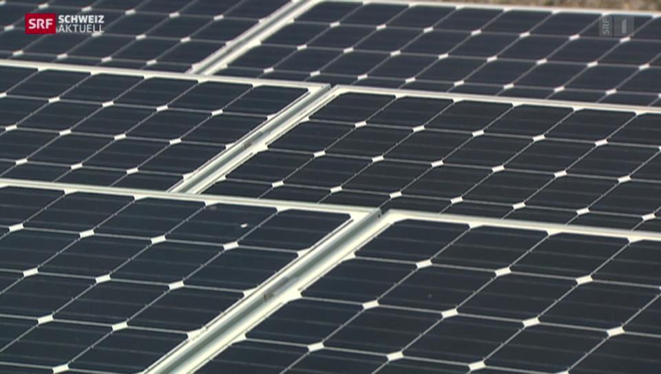 Gossau will Solarstrom nicht mehr fördern