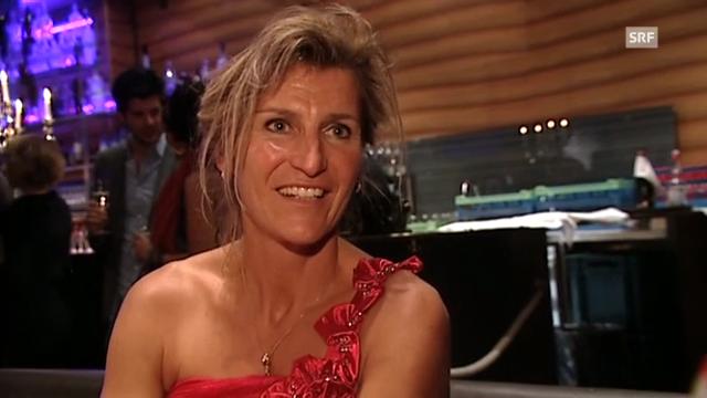 Evelyne Binsack über ihr Liebes-Leben