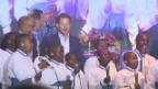 Video «Prinz Harry: Mit Coldplay auf der Bühne» abspielen