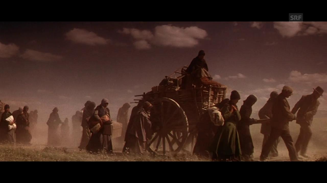 Filmschatz: «Heaven's Gate»