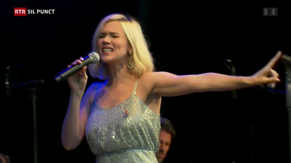 Joss Stone ha intgantà il public al Festival da Jazz