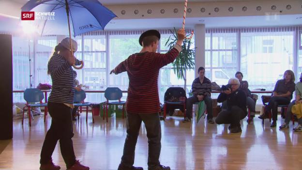 Video «Das besondere Theater- Ensemble» abspielen