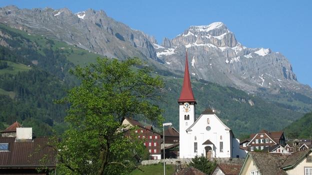 Glockengeläut der Kirche St. Peter und Paul, Bürglen