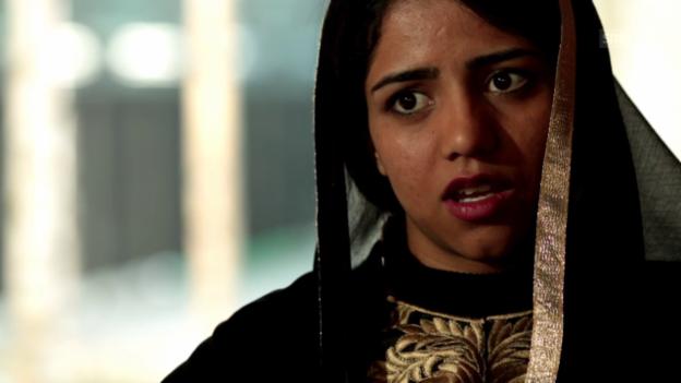 Video «Sonita über die Kraft, die in schlechten Momenten steckt» abspielen