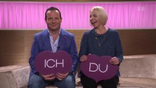 Video «Claudio & Alexandra Zuccolini: «Er hat mehr Schuhe»» abspielen