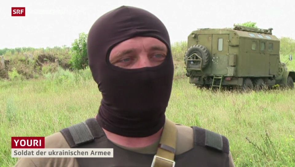Offensive in der Ostukraine