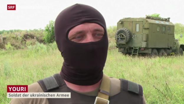 Video «Offensive in der Ostukraine» abspielen