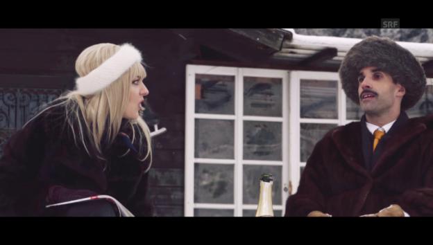 Video «Chic im Schnee: Helm» abspielen