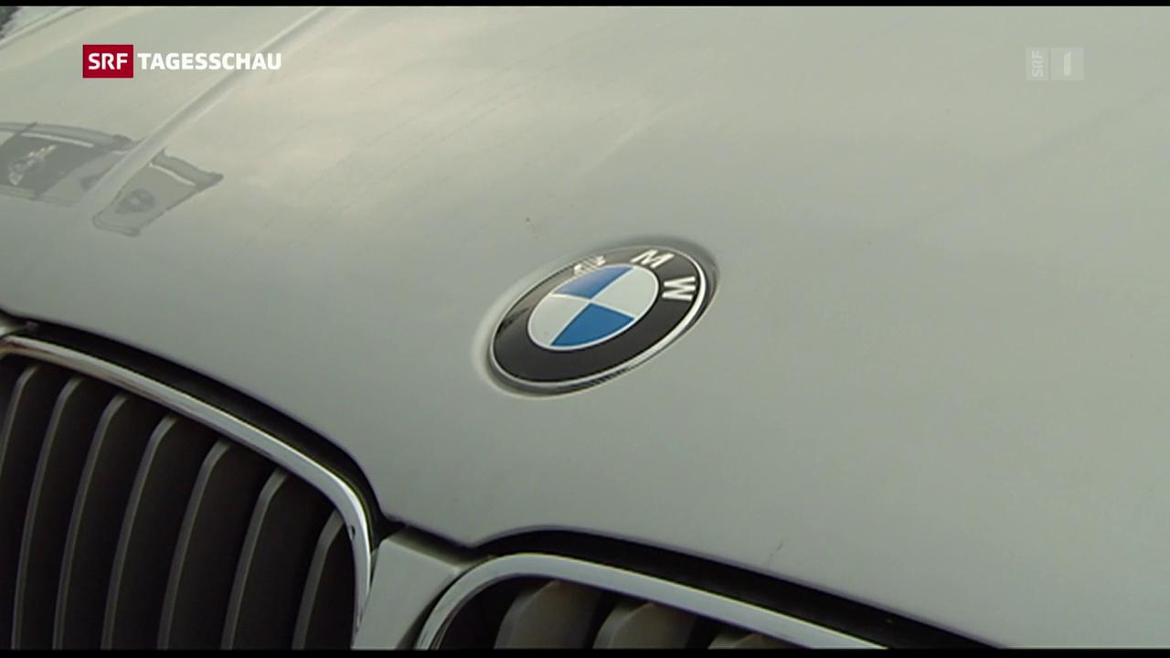 BMW verliert Rechtsstreit in der Schweiz