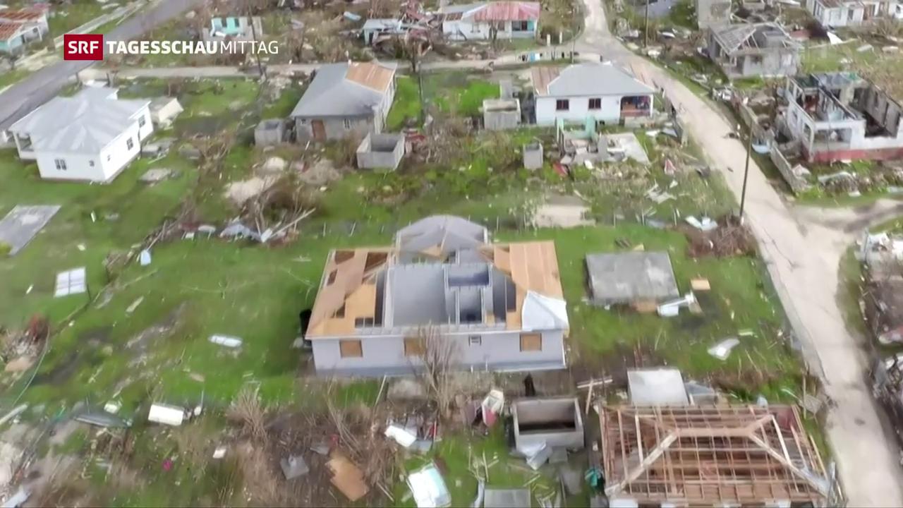 Markante Belastung durch Naturkatastrophen