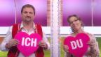 Video ««Ich oder Du»: Volksmusik-Star Stefan Roos und Ehefrau Karin» abspielen