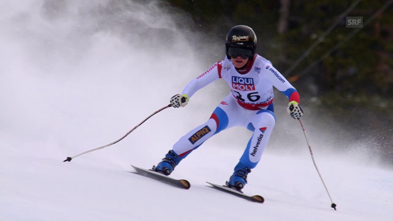 Ski: WM 2015, Bilanz Schweizer Frauen