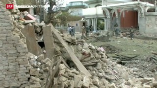 Video «Selbstmordanschlag in Jalalabad» abspielen