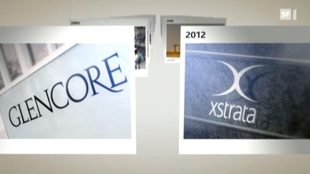 Glencore und Xstrata: Fusion der Giganten