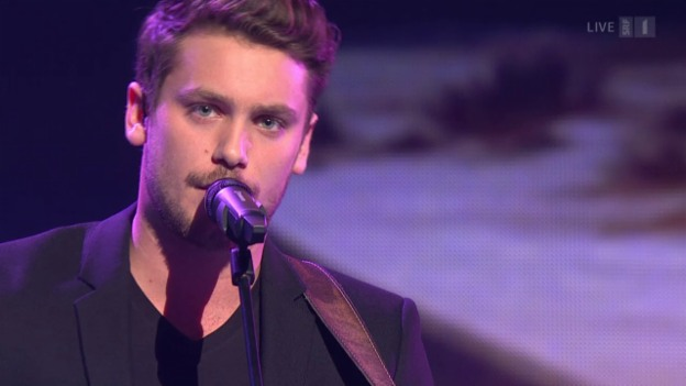 Video «Bastian Baker - «Leaving Tomorrow»» abspielen