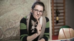 Video «Patrizia Kummer jongliert mit Zahlen» abspielen