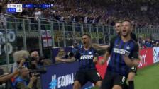 Link öffnet eine Lightbox. Video Inter bezwingt Tottenham nach dramatischer Schlussphase abspielen