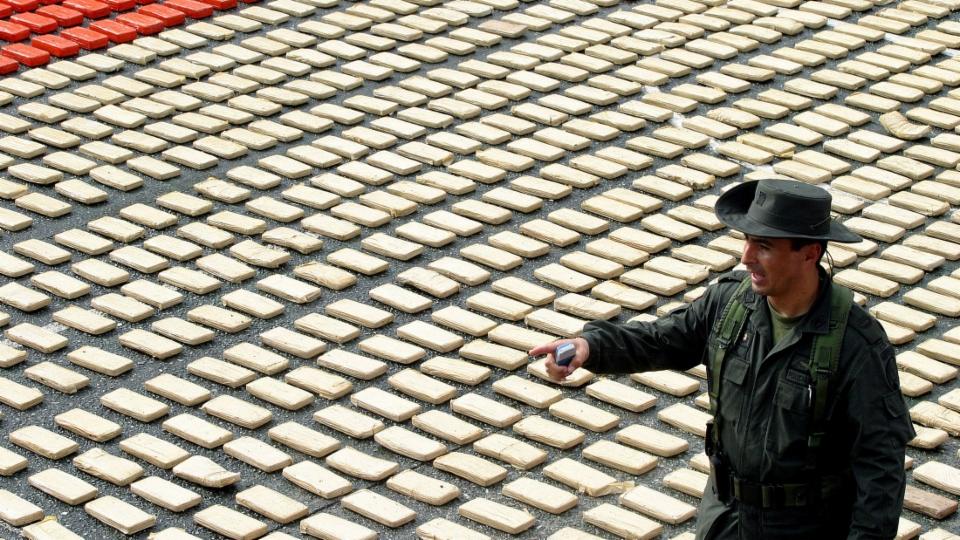 Trotz weniger Kokapflanzen: In Kolumbien boomt Kokainproduktion