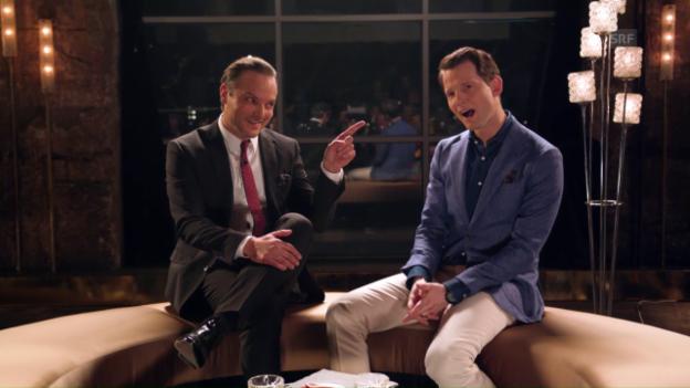 Video ««Deville»: Doktorspiele zu später Stunde mit Fabian Unteregger» abspielen