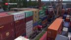 Video «Skepsis gegenüber Freihandelsabkommen» abspielen