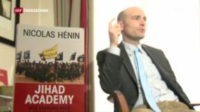 Video «Ehemalige IS-Geisel zum syrischen Konflikt» abspielen