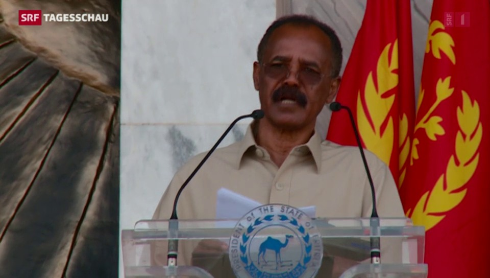 Die repressive Menschenrechts-Lage in Eritrea