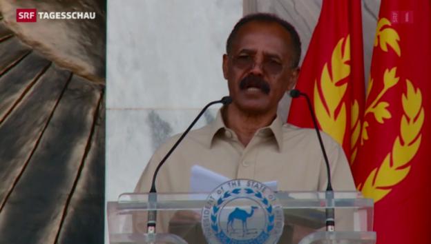 Video «Die repressive Menschenrechts-Lage in Eritrea» abspielen
