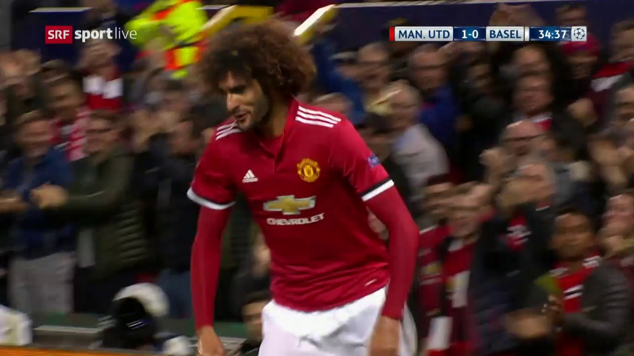 Live-Highlights ManUnited - Basel