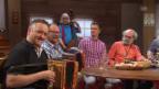 Video «Stammtisch-Kapelle: «S Bündnerträumli»» abspielen