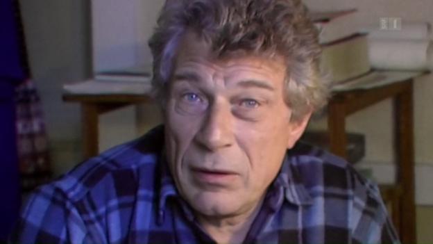 Video «John Berger oder die Kunst des Sehens» abspielen