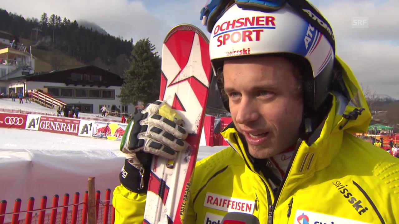 Ski alpin: Interview mit Mauro Caviezel