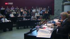 Video «Luzerner Kantonsrat lehnt «Salle modulable» ab» abspielen