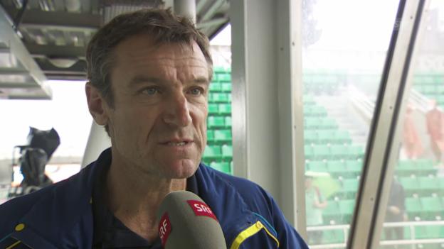 Video «Tennis-Experte Mats Wilander: «Das kümmert Wawrinka nicht»» abspielen