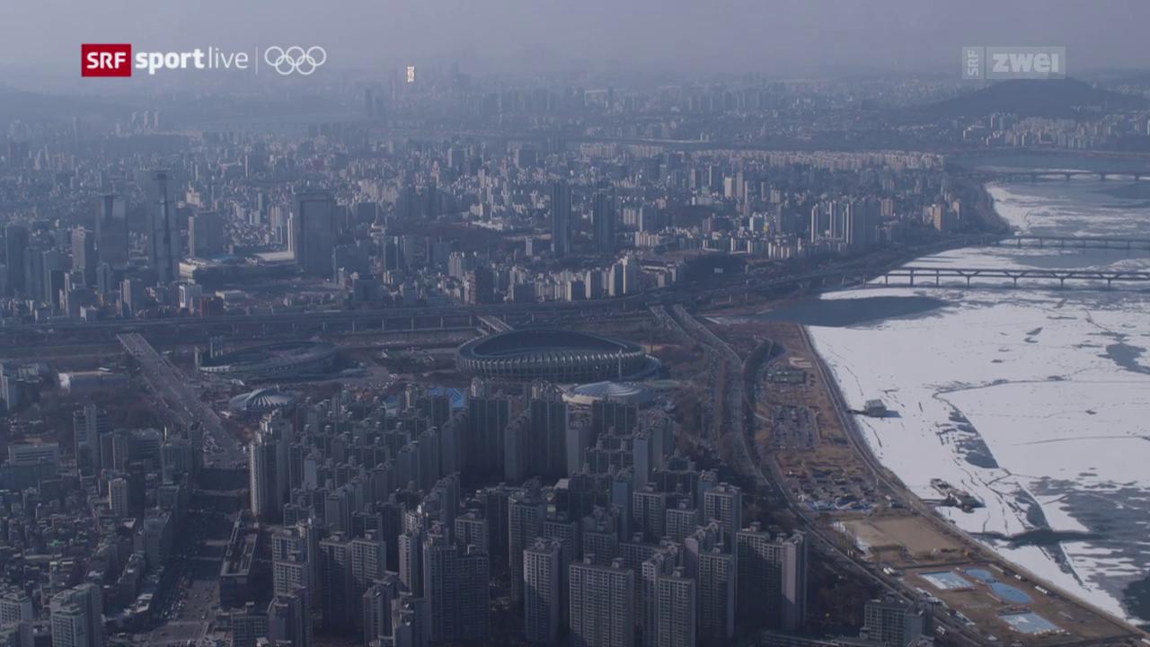 Annyeong Adi - Folge 2: Unterwegs in der Hauptstadt Seoul