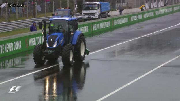 Video «Mit dem Blasebalg: Wie wird Monza das Wasser los?» abspielen