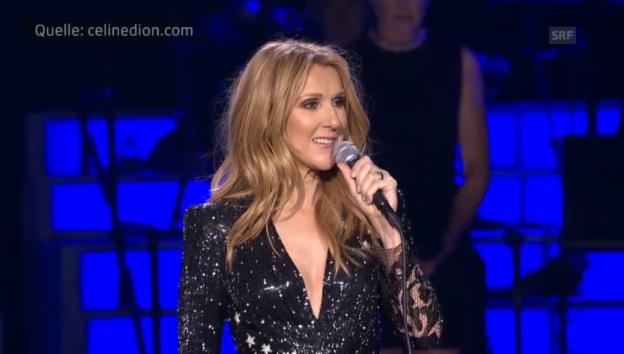 Video «Céline Dions Erinnerungen an René Angelil» abspielen
