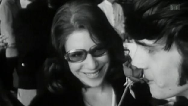 Video «Sue Schell: «Es war Schicksalsfügung»» abspielen