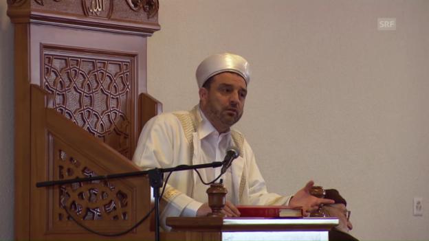 Video «Imame in der Schweiz – finanziert vom Ausland» abspielen