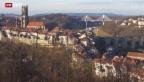 Video «Agglomeration Kanton Fribourg» abspielen