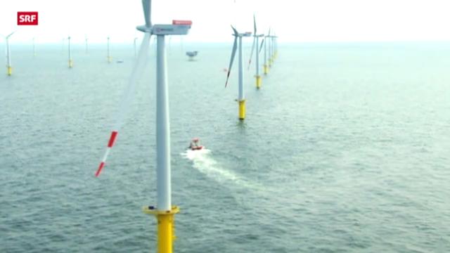 Probleme mit den Windparks