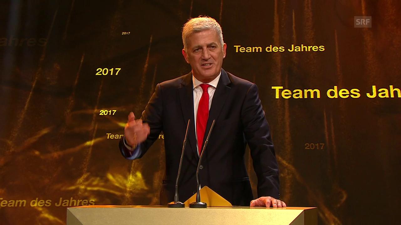 Petkovic: «Wollen nächstes Jahr wieder nominiert sein»