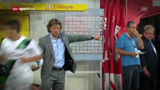 Die Schweizer Klubs vor den EL-Playoff-Rückspielen («sportlive»)