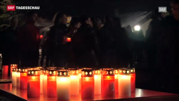 Video «Schweigemarsch in Daillon.» abspielen