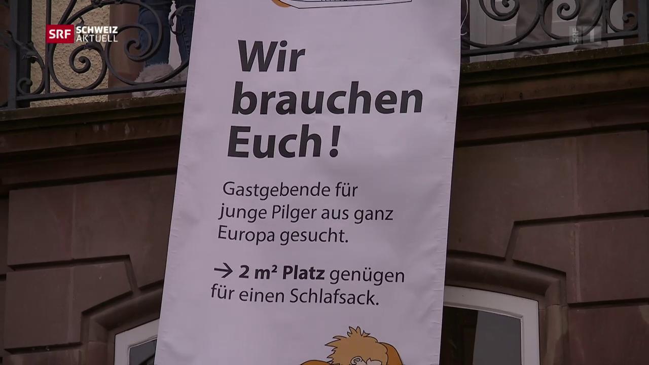 5'000 Schlafplätze in Basel gesucht