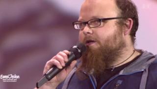 Video «Andreas Kümmert – zerpflückter Musiker» abspielen