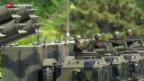 Video «Weltweite Waffenverkäufe gesunken» abspielen