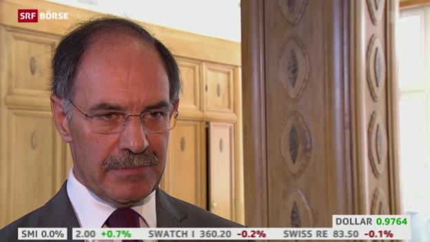 Video «SRF Börse vom 01.10.2015» abspielen