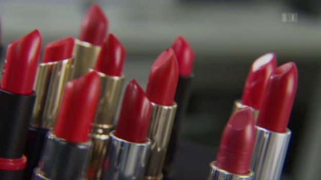 Video «Lippenstifte im Test: Viele enthalten bedenkliche Mineralöle» abspielen