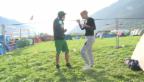 Video «Openair-Serie Teil 3: Dominique Rinderknecht» abspielen