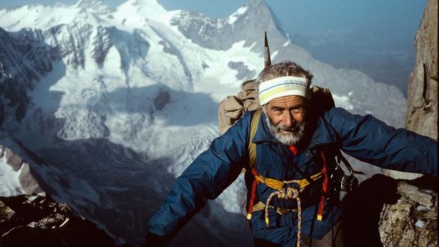 Video «Über alle Berge: Herbert Maeder – Fotograf und Nationalrat» abspielen